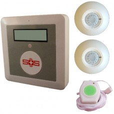 ECS-K2 GSM Elderly Monitoring and Notification System