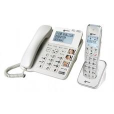 Geemarc AMPLIDECT COMBI 295 desktop phone with cordless handset GMCOMBI295