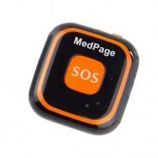 MedPage Micro GPS Location Tracker with integrated Fall Sensor