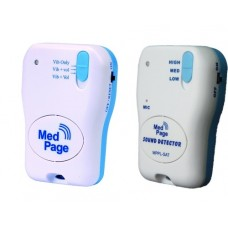 SOUND ACTIVATED VOICE DETECTING TRANSMITTER WITH PAGER (MPPL-SATSET)