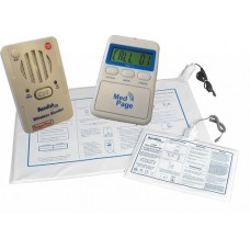 Bed occupancy detection alarm with radio pager (RCG-1M)