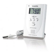 Talking temperature alarm with hi-low alarm settings TT-01