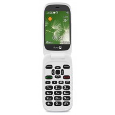 Doro 6520 Clam-shell senior friendly mobile telephone with internet and camera