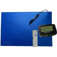 TumbleCare DTXTUMO4K Heavy duty non-slip floor pressure mat with long range transmitter (400M) & digital data message pager