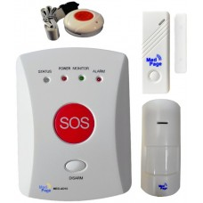 MED-AD10K GSM Home Care SOS Emergency Dialler Kit