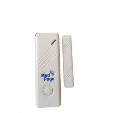 MPPL-DCT Medpage wireless door opening alarm with carer alarm pager