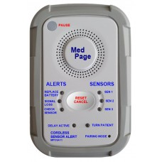 MPCSA11 Patient bed and chair falls monitoring wireless alarm controller