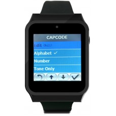 MPPA3 Waterproof POCSAG data message receiver wristwatch