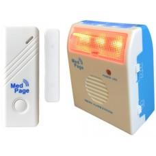 NMDRX-DCTK Medpage wireless flashing light door alarm
