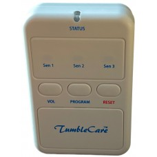 TUMPAG31 3-Channel Caregiver Radio Pager with tone & vibration alert