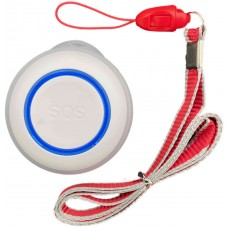WFSOSB11 Wi-Fi waterproof SOS panic call button for Smartlife APP