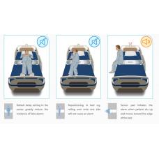 WPAS10 Dual sensor bed occupancy detection pressure pad